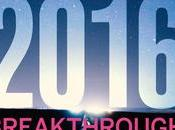 Breakthrough year. Hitos Científicos 2016