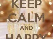 1... Keep Calm Happy Year