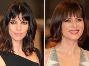 Maquillajes peinados Goya 2011