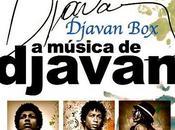 Djavan Box. música unos grandes creadores Brasil.