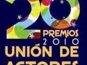 Nominaciones Premios Unión Actores