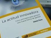 actitud innovadora siempre determina emprendedora