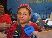 Rigoberta Menchú: venir salvador rescatar especie humana