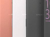 Características: Sony Xperia