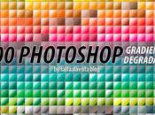Pack Gratuito Degradados para Photoshop
