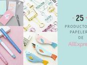 productos papelería Aliexpress