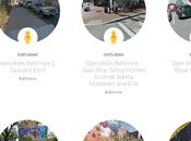 Google Street ahora View alta resolución 360º