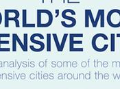 ciudades costosas mundo