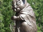 Monumento ratón laboratorio