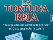 Pósteres regalo estreno español Tortuga Roja'
