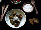 Albóndigas pollo calabacín cebolla tierna comino Yotam Ottolenghi (Cooking Chef)