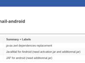 Envío e-mail intervención usuario Android Studio