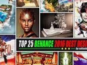 Diseños Behance 2016