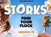 #NosVamosAlCine #Cartelera tenemos #Película CIGUEÑAS Storks