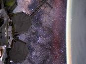 ✨Nuestro mundo galaxia desde espacio