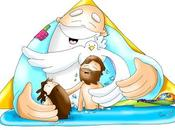 bautismo Jesús manifiesta trinidad