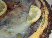Cheesecake lima semillas amapola