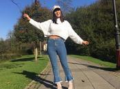 Jersey corto jeans altos