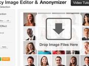 Facepixelizer, editor gratuito imágenes especializado para pixelar rostros
