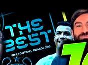 minuti #107 Cristiano Ronaldo gana Best FIFA Men's Player 2016