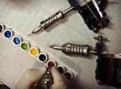 tinta utilizada para hacer tatuajes podrían contener agentes cancerígenos