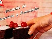 Bizcocho remolacha chocolate