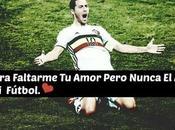 Utiliza comparte bonitas imagenes mensajes futbol amor