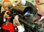 Vaticano accionista industria armamentos.