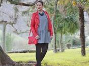 Outfit: Cuadros Black&White Rojo