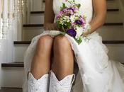 Botas para novias invierno