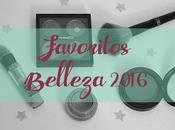 Favoritos Belleza 2016