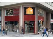 edificio alberga nuestra tienda lámparas Barcelona tiene historia