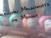 Manicurista, nueva colección Masglo