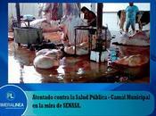 Vicente Cañete. CAMAL MUNICIPAL CUMPLE NORMAS INOCUIDAD SALUBRIDAD PARA SACRIFICAR RESES…