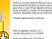 Cifrar descrifrar archivos Gpg4win/Kleopatra para compartir