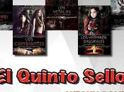 Saga Quinto Sello (Antonia Romero)