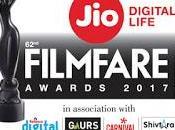 Ganadores Premios Filmfare 2017