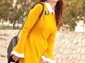 Vestido Amarillo-With Little Yellow Dress