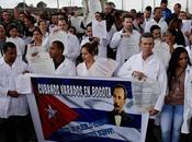 MÉDICOS CUBANOS VENEZUELA: esclavos vestidos blanco