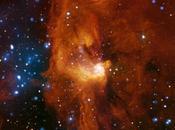 ✨Las estrellas jóvenes masivas desencadenan nacimiento estelar