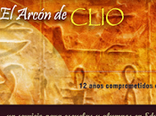 sitio educativo Arcón Clio cumple años