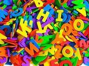 Letras goma