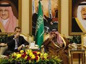 empresas españolas acompañaron Felipe visita Arabia Saudí.