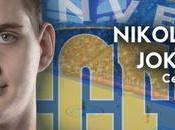 Nikola Jokic, pivot dejó Coca-Cola.