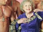 Betty White, abuelita moda cumple años