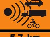 Nueva señal tráfico para tramos especialmente peligrosos
