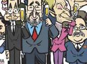 """""""Consenso"""" """"Pacto Estado"""" España políticamente degradada"""