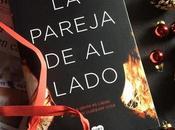 pareja lado Shari Lapena, thriller 2017