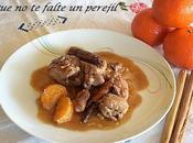 Pavo Almendras, Mandarinas Canela