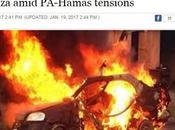 Atentan contra lider Fatah Gaza.